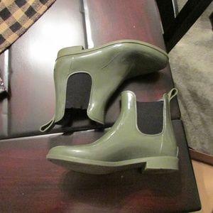 J. Crew Rain Boots